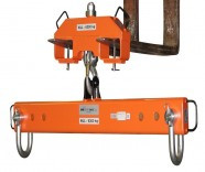 LIFTING ATTACHMENTS FOR FORK-LIFT TRUCKS